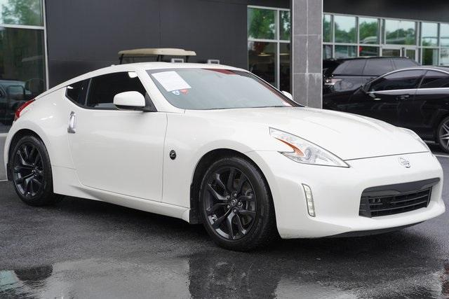 Used 2017 Nissan 370Z Base for sale $27,992 at Gravity Autos Roswell in Roswell GA 30076 7