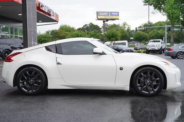 Used 2017 Nissan 370Z Base for sale $27,992 at Gravity Autos Roswell in Roswell GA 30076 8