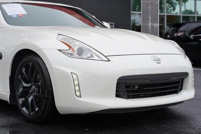 Used 2017 Nissan 370Z Base for sale $27,992 at Gravity Autos Roswell in Roswell GA 30076 9