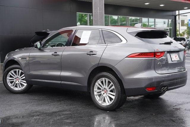 Used 2017 Jaguar F-PACE 20d Prestige for sale $32,992 at Gravity Autos Roswell in Roswell GA 30076 11