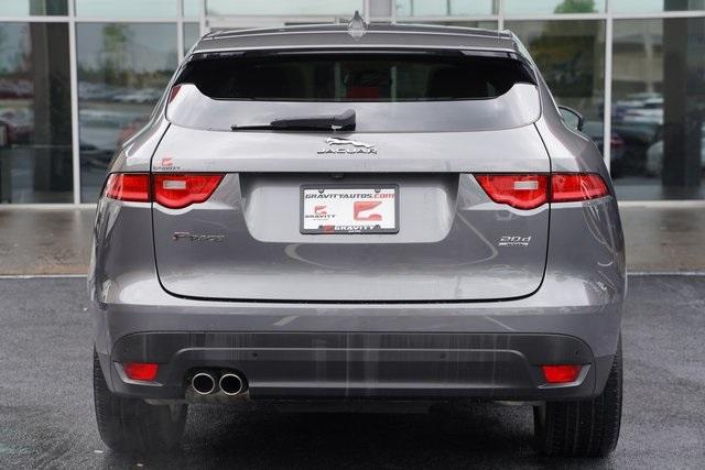 Used 2017 Jaguar F-PACE 20d Prestige for sale $32,992 at Gravity Autos Roswell in Roswell GA 30076 12