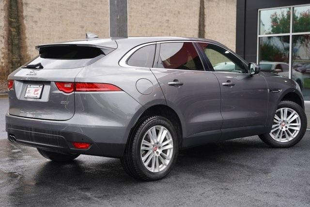 Used 2017 Jaguar F-PACE 20d Prestige for sale $32,992 at Gravity Autos Roswell in Roswell GA 30076 13
