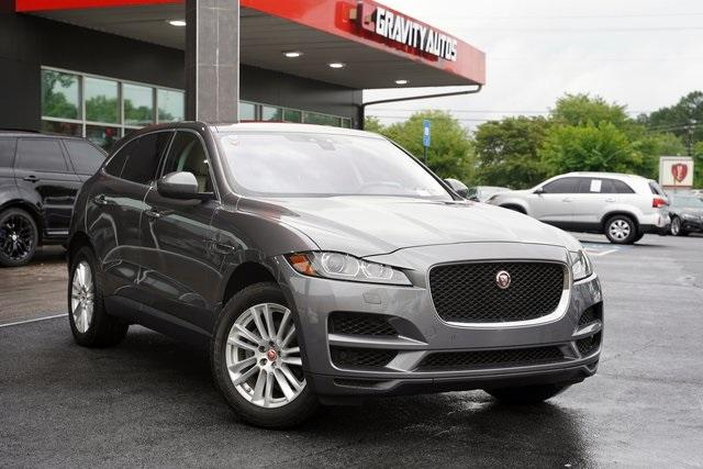 Used 2017 Jaguar F-PACE 20d Prestige for sale $32,992 at Gravity Autos Roswell in Roswell GA 30076 2