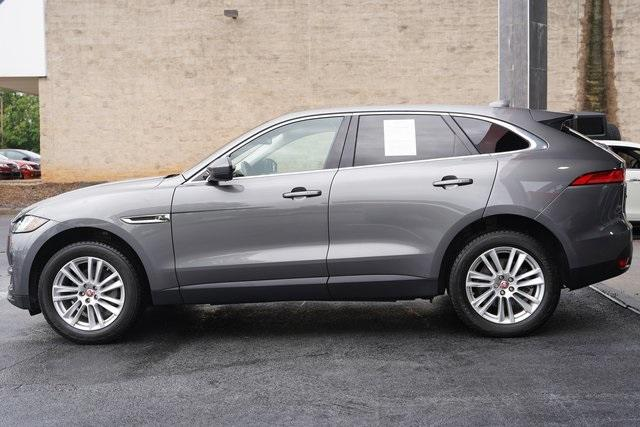 Used 2017 Jaguar F-PACE 20d Prestige for sale $32,992 at Gravity Autos Roswell in Roswell GA 30076 4