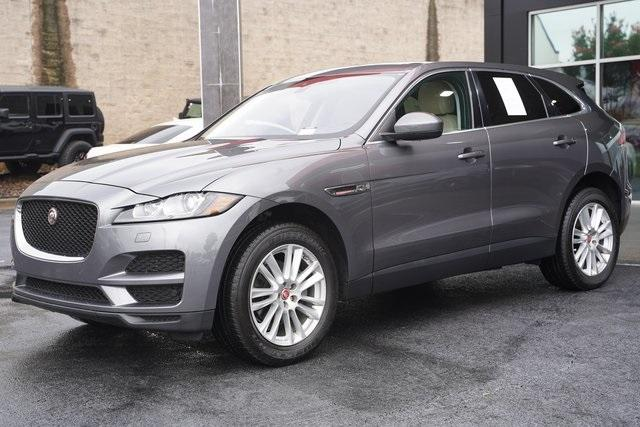 Used 2017 Jaguar F-PACE 20d Prestige for sale $32,992 at Gravity Autos Roswell in Roswell GA 30076 5