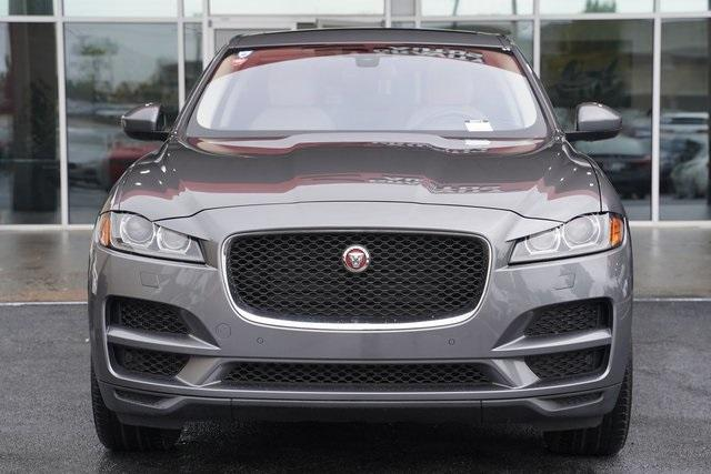 Used 2017 Jaguar F-PACE 20d Prestige for sale $32,992 at Gravity Autos Roswell in Roswell GA 30076 6