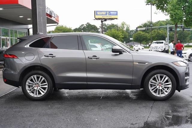 Used 2017 Jaguar F-PACE 20d Prestige for sale $32,992 at Gravity Autos Roswell in Roswell GA 30076 8