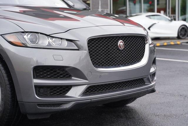 Used 2017 Jaguar F-PACE 20d Prestige for sale $32,992 at Gravity Autos Roswell in Roswell GA 30076 9