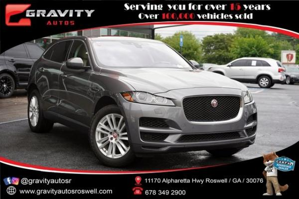 Used 2017 Jaguar F-PACE 20d Prestige for sale $32,992 at Gravity Autos Roswell in Roswell GA