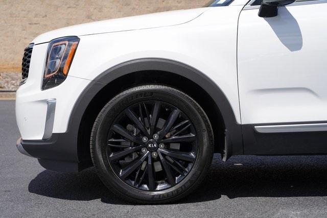 Used 2020 Kia Telluride SX for sale $54,992 at Gravity Autos Roswell in Roswell GA 30076 10