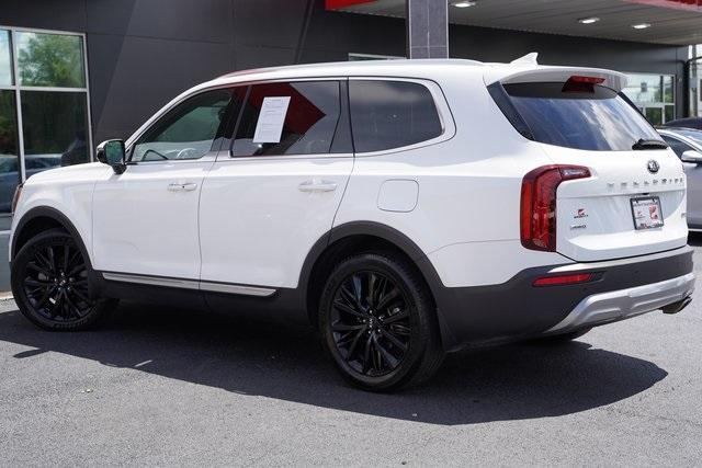 Used 2020 Kia Telluride SX for sale $54,992 at Gravity Autos Roswell in Roswell GA 30076 11