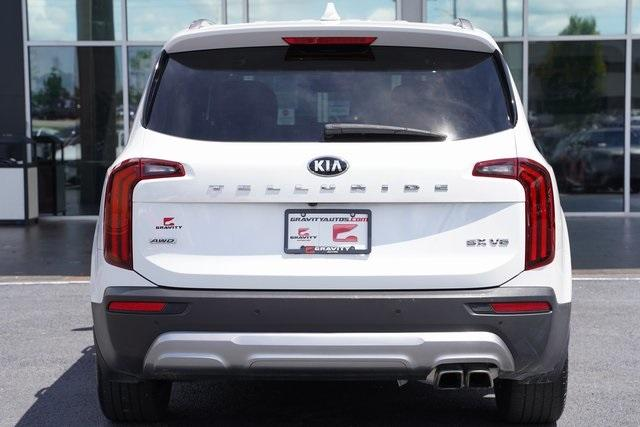 Used 2020 Kia Telluride SX for sale $54,992 at Gravity Autos Roswell in Roswell GA 30076 12