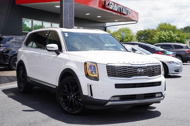 Used 2020 Kia Telluride SX for sale $54,992 at Gravity Autos Roswell in Roswell GA 30076 2