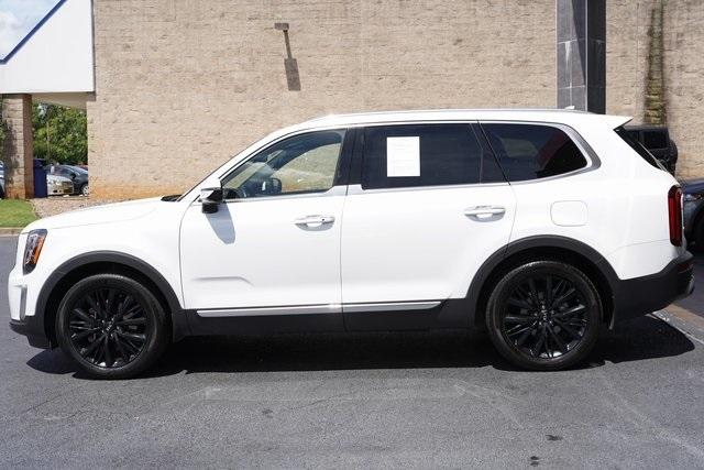 Used 2020 Kia Telluride SX for sale $54,992 at Gravity Autos Roswell in Roswell GA 30076 4