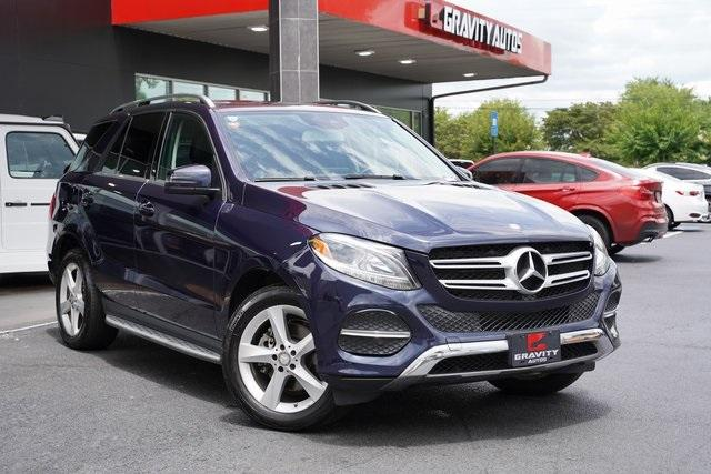 Used 2016 Mercedes-Benz GLE GLE 350 for sale $32,991 at Gravity Autos Roswell in Roswell GA 30076 2