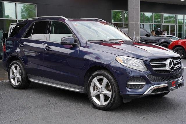 Used 2016 Mercedes-Benz GLE GLE 350 for sale $32,991 at Gravity Autos Roswell in Roswell GA 30076 7