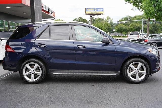 Used 2016 Mercedes-Benz GLE GLE 350 for sale $32,991 at Gravity Autos Roswell in Roswell GA 30076 8