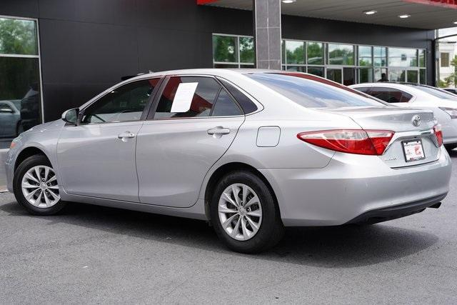 Used 2015 Toyota Camry LE for sale $17,991 at Gravity Autos Roswell in Roswell GA 30076 10