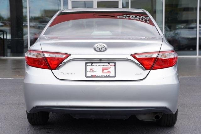 Used 2015 Toyota Camry LE for sale $17,991 at Gravity Autos Roswell in Roswell GA 30076 11