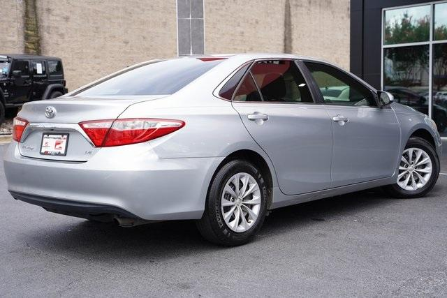 Used 2015 Toyota Camry LE for sale $17,991 at Gravity Autos Roswell in Roswell GA 30076 12