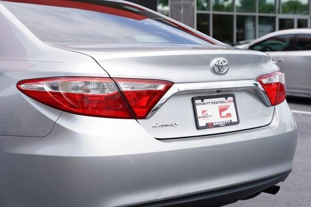 Used 2015 Toyota Camry LE for sale $17,991 at Gravity Autos Roswell in Roswell GA 30076 13