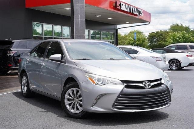 Used 2015 Toyota Camry LE for sale $17,991 at Gravity Autos Roswell in Roswell GA 30076 2