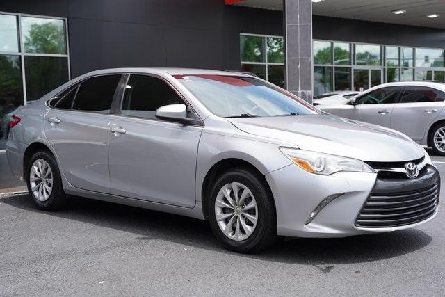 Used 2015 Toyota Camry LE for sale $17,991 at Gravity Autos Roswell in Roswell GA 30076 7