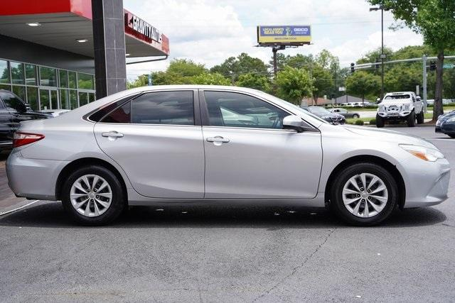 Used 2015 Toyota Camry LE for sale $17,991 at Gravity Autos Roswell in Roswell GA 30076 8