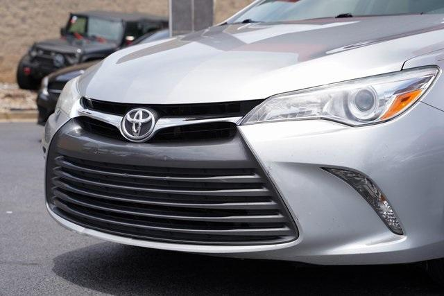 Used 2015 Toyota Camry LE for sale $17,991 at Gravity Autos Roswell in Roswell GA 30076 9