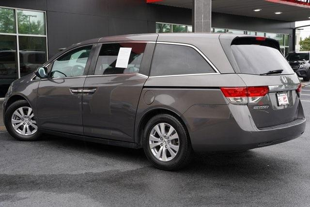 Used 2015 Honda Odyssey EX-L for sale $21,996 at Gravity Autos Roswell in Roswell GA 30076 10