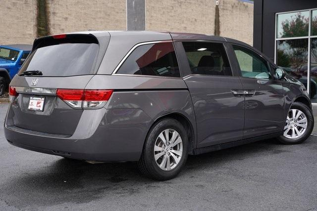 Used 2015 Honda Odyssey EX-L for sale $21,996 at Gravity Autos Roswell in Roswell GA 30076 12