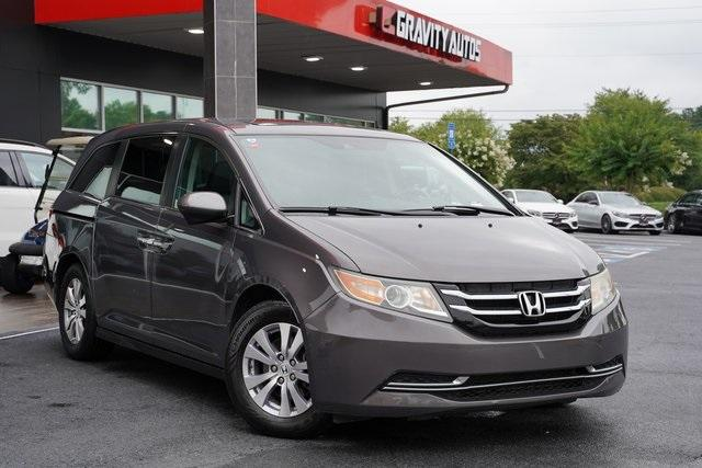Used 2015 Honda Odyssey EX-L for sale $21,996 at Gravity Autos Roswell in Roswell GA 30076 2