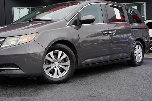 Used 2015 Honda Odyssey EX-L for sale $21,996 at Gravity Autos Roswell in Roswell GA 30076 3
