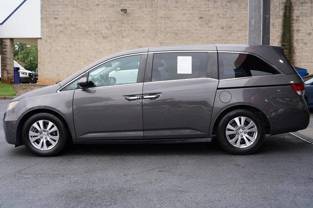 Used 2015 Honda Odyssey EX-L for sale $21,996 at Gravity Autos Roswell in Roswell GA 30076 4