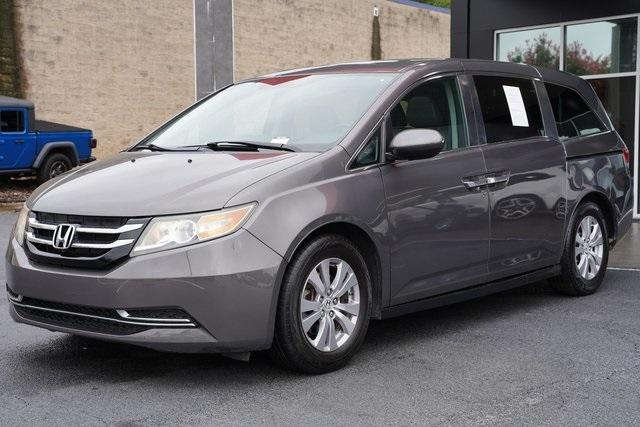 Used 2015 Honda Odyssey EX-L for sale $21,996 at Gravity Autos Roswell in Roswell GA 30076 5