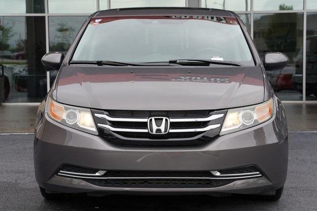 Used 2015 Honda Odyssey EX-L for sale $21,996 at Gravity Autos Roswell in Roswell GA 30076 6