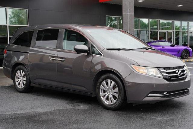 Used 2015 Honda Odyssey EX-L for sale $21,996 at Gravity Autos Roswell in Roswell GA 30076 7