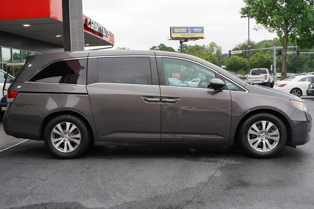 Used 2015 Honda Odyssey EX-L for sale $21,996 at Gravity Autos Roswell in Roswell GA 30076 8