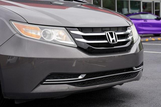 Used 2015 Honda Odyssey EX-L for sale $21,996 at Gravity Autos Roswell in Roswell GA 30076 9
