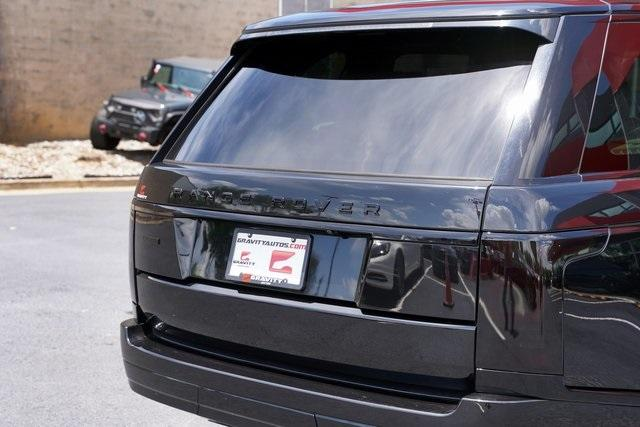 Used 2014 Land Rover Range Rover 5.0L V8 Supercharged Autobiography for sale $52,991 at Gravity Autos Roswell in Roswell GA 30076 14