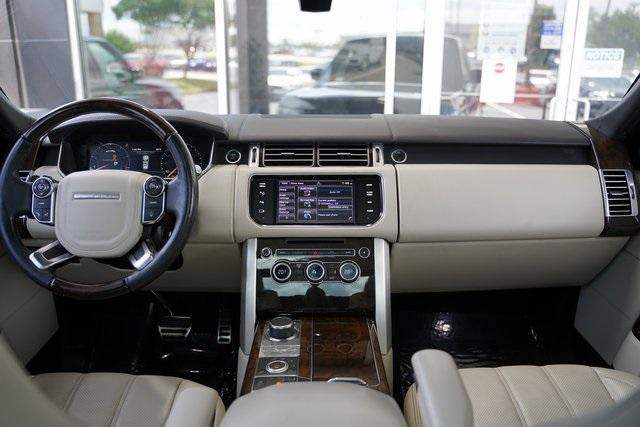 Used 2014 Land Rover Range Rover 5.0L V8 Supercharged Autobiography for sale $52,991 at Gravity Autos Roswell in Roswell GA 30076 15