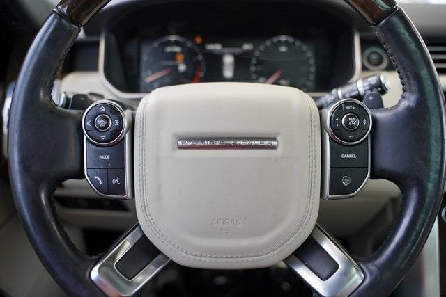 Used 2014 Land Rover Range Rover 5.0L V8 Supercharged Autobiography for sale $52,991 at Gravity Autos Roswell in Roswell GA 30076 16