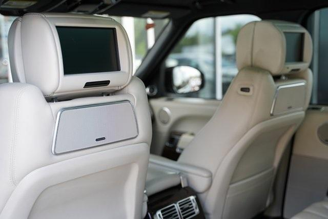 Used 2014 Land Rover Range Rover 5.0L V8 Supercharged Autobiography for sale $52,991 at Gravity Autos Roswell in Roswell GA 30076 37