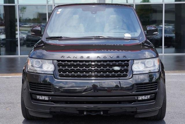 Used 2014 Land Rover Range Rover 5.0L V8 Supercharged Autobiography for sale $52,991 at Gravity Autos Roswell in Roswell GA 30076 6