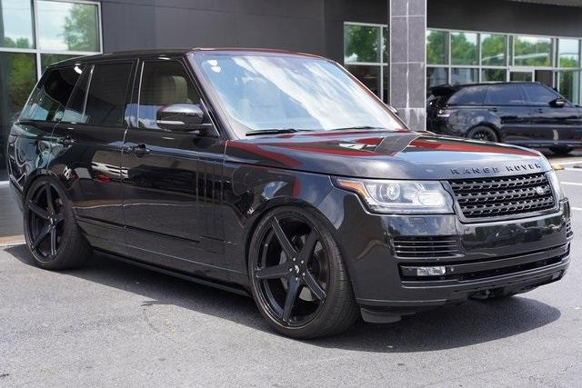 Used 2014 Land Rover Range Rover 5.0L V8 Supercharged Autobiography for sale $52,991 at Gravity Autos Roswell in Roswell GA 30076 7