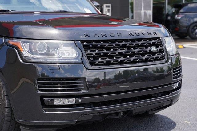 Used 2014 Land Rover Range Rover 5.0L V8 Supercharged Autobiography for sale $52,991 at Gravity Autos Roswell in Roswell GA 30076 9