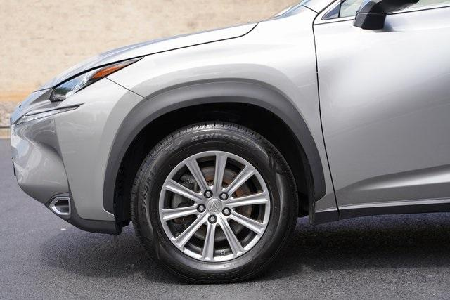 Used 2017 Lexus NX 200t for sale $29,991 at Gravity Autos Roswell in Roswell GA 30076 10
