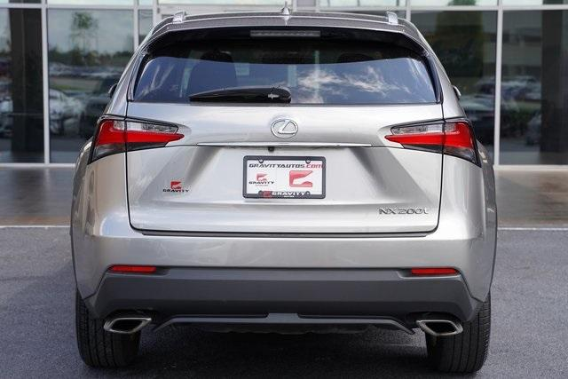 Used 2017 Lexus NX 200t for sale $29,991 at Gravity Autos Roswell in Roswell GA 30076 12