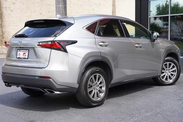 Used 2017 Lexus NX 200t for sale $29,991 at Gravity Autos Roswell in Roswell GA 30076 13