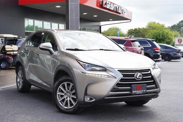 Used 2017 Lexus NX 200t for sale $29,991 at Gravity Autos Roswell in Roswell GA 30076 2